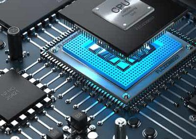 Halfgeleider industrie