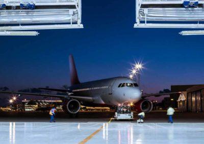 Lucht en ruimtevaart